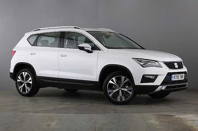 SEAT Ateca Diesel Estate 2.0 TDI SE Technology [EZ] 5dr